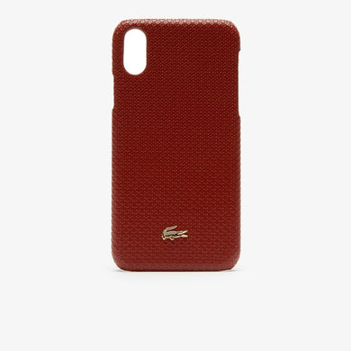 coque iphone xs max lacoste