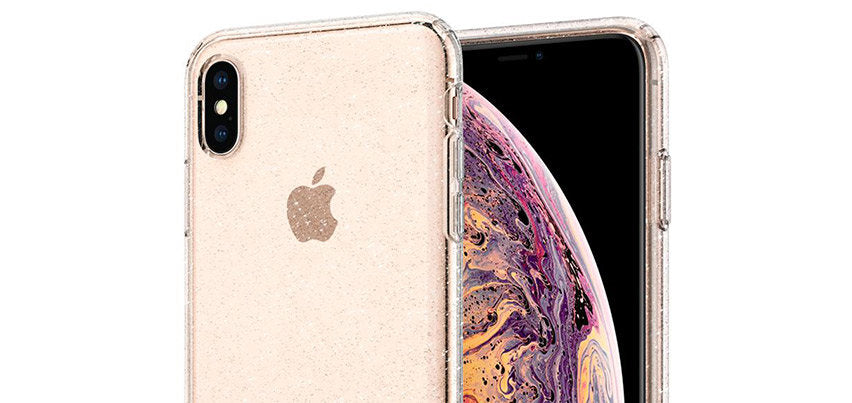 coque iphone xs max liquid crystal