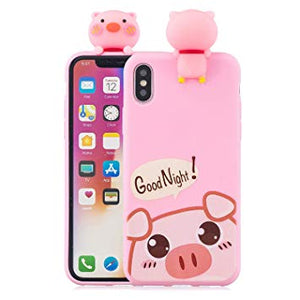 coque iphone xs max silicone animaux