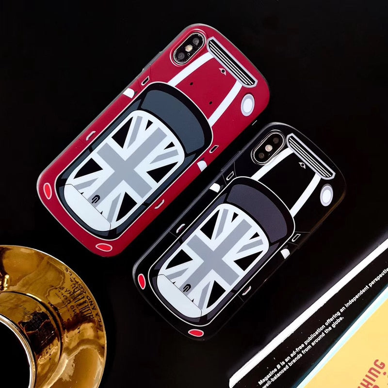 coque iphone xs mini cooper