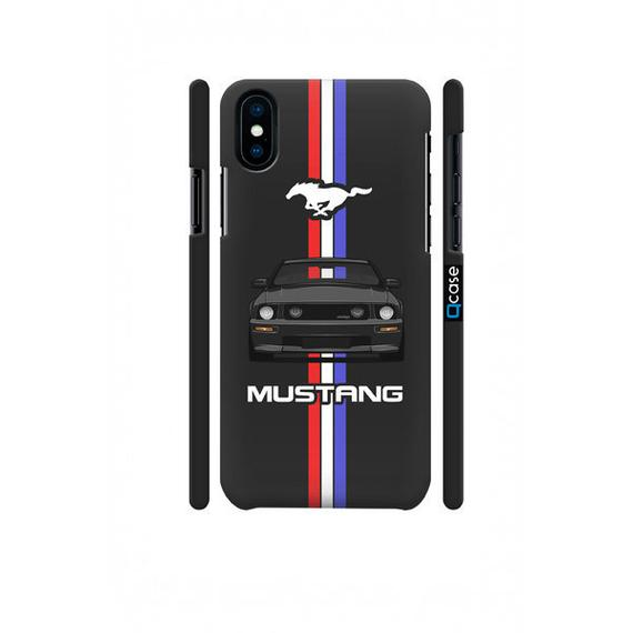 coque iphone xs mustang