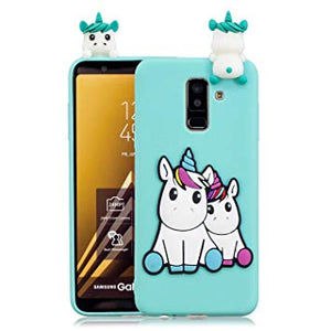 coque licorne galaxy j6
