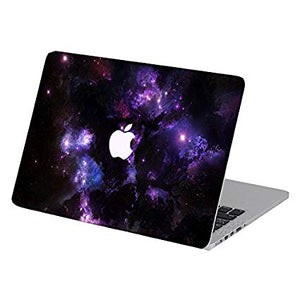 coque macbook galaxie