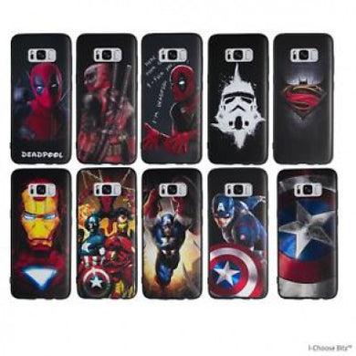 coque marvel galaxy s8 plus