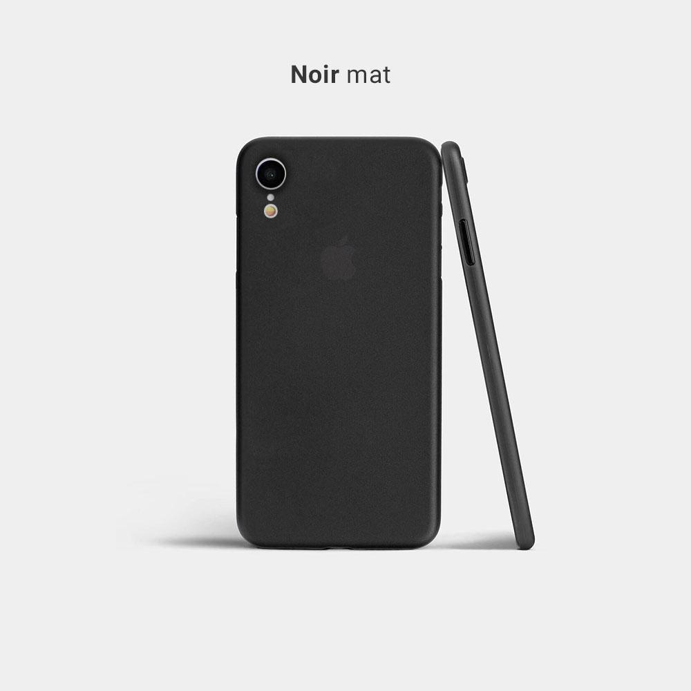 coque mate iphone xr