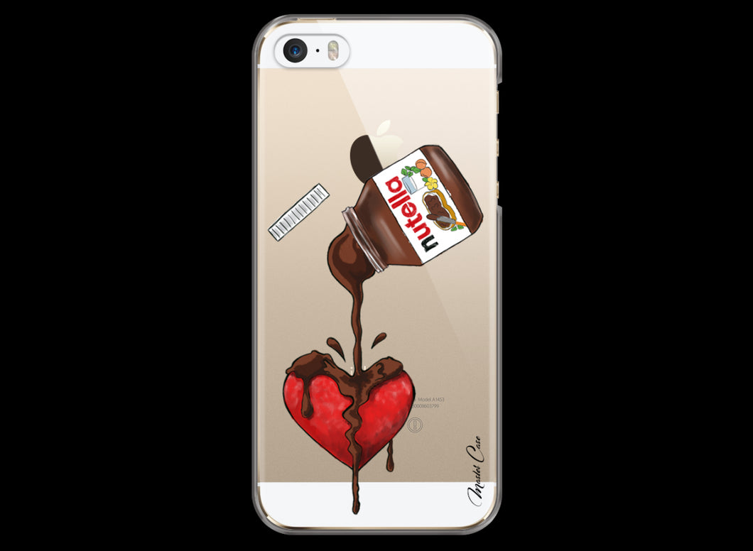 coque nutella iphone 5