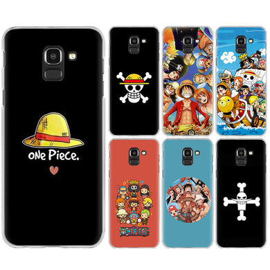 coque one piece samsung a6