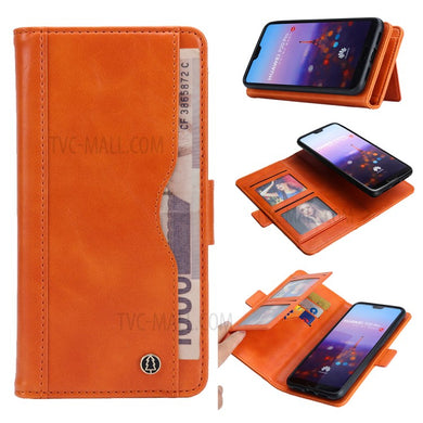 coque orange huawei p20 pro