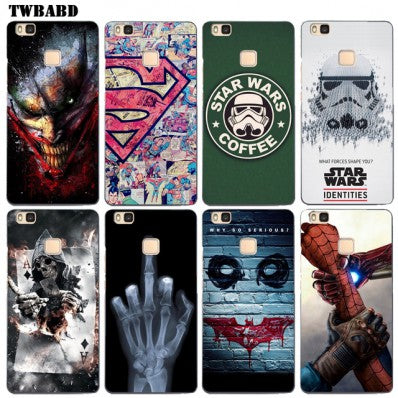 coque p8 lite 2017 huawei star wars