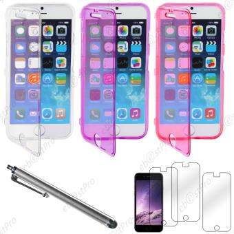 coque portefeuille iphone 6 silicone