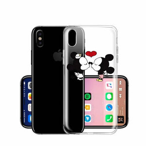 coque rigide iphone xs disney