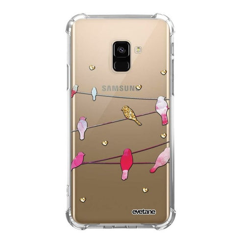 coque rose gold samsung galaxy a8 2018