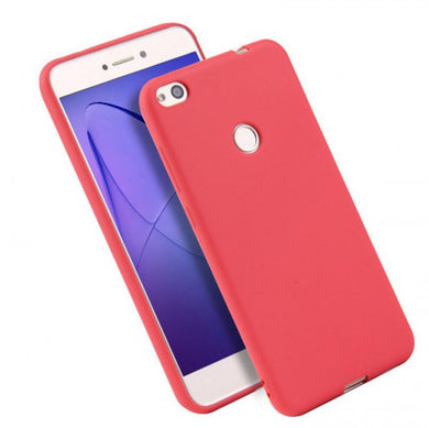 coque rouge pour huawei p8 lite 2017