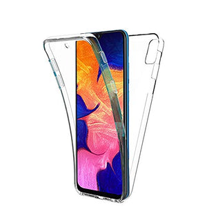 coque samsung a10 antichoc leathlux