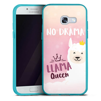 coque samsung a5 2017 queen rose