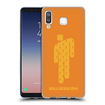 coque samsung a6 2018 billie eilish