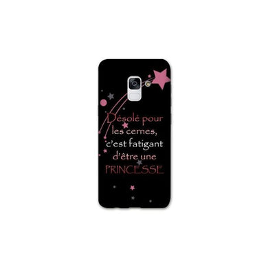 coque samsung a6 2018 marrante