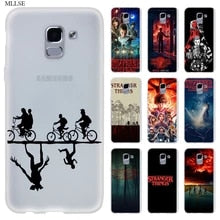 coque samsung a6 plus stranger things
