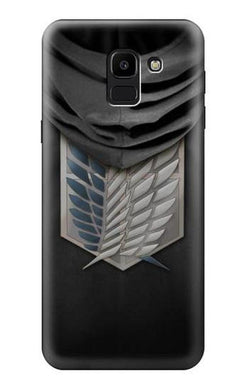 coque samsung a70 attack on titan