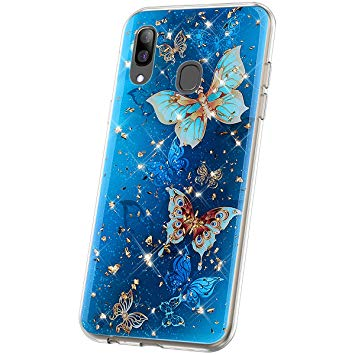 coque samsung galaxy a40 brillant