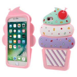coque silicone iphone 6 3d