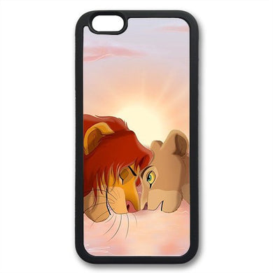 coque silicone le roi lion iphone 7