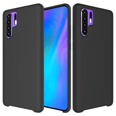 coque silicone noir huawei p30 pro