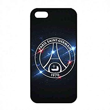 coque silicone psg iphone 5