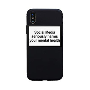 coque social media iphone xr