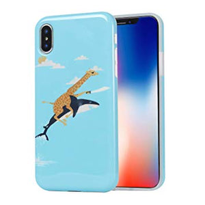 coque solicone fantaisie iphone xs
