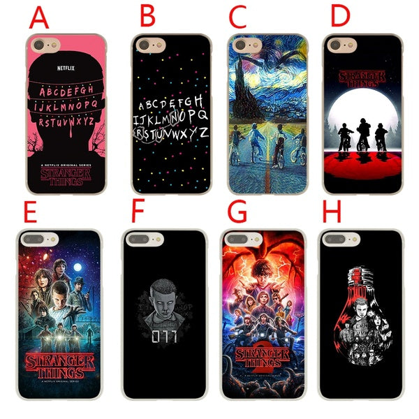 coque stranger things iphone xr