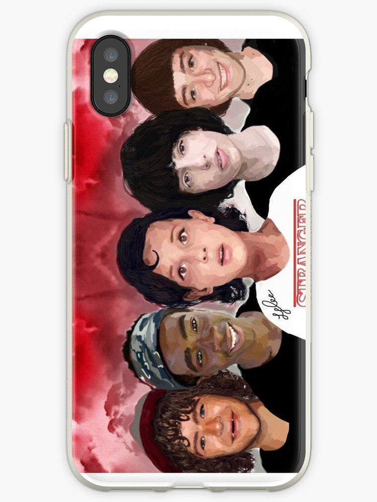 coque strangers things iphone xr