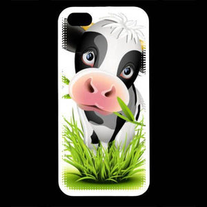 coque vache iphone 5