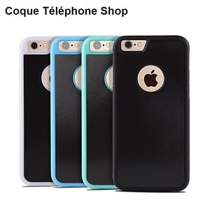 coque ventouse iphone xr