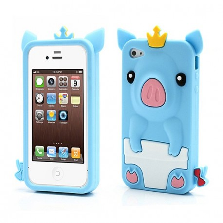 coques silicone iphone 4