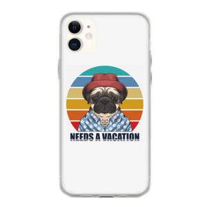 dog needs a vacation coque iphone 11