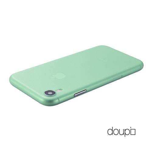 doupi ultraslim coque pour iphone xr