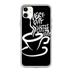every day is a coffee day funny coque iphone 11