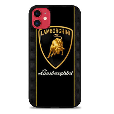 Lamborghini logo FJ0696 coque iphone 11