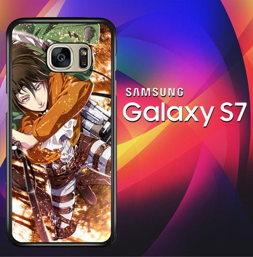 How Attack on Titan 3DS X0980 coque Samsung Galaxy S7
