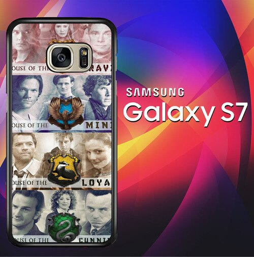 Love the Sherlock ones X1263 coque Samsung Galaxy S7