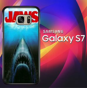 Jaws HD Wallpaper x1709 coque Samsung Galaxy S7