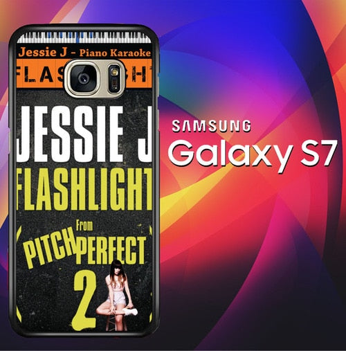 Jessie J Flashlight X2127 coque Samsung Galaxy S7