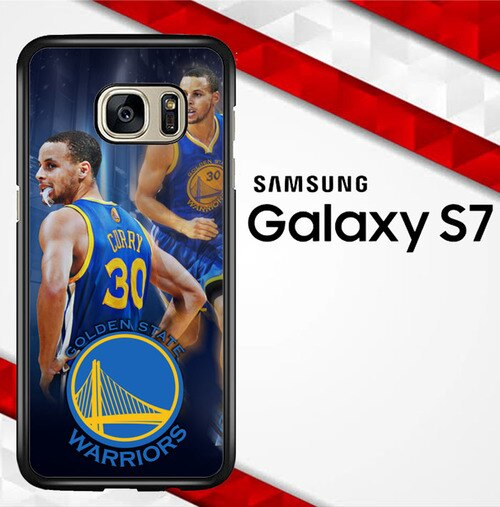 Golden State Warriors Wallpaper X3185 coque Samsung Galaxy S7