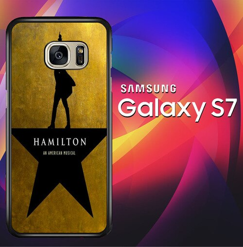Hamilton Broadway X4864 coque Samsung Galaxy S7