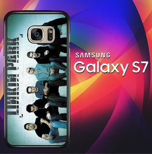 Linkin Park X0059 coque Samsung Galaxy S7