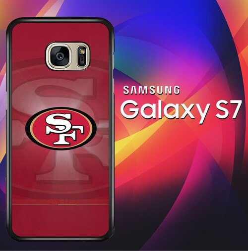 San Francisco Logo X4907 coque Samsung Galaxy S7