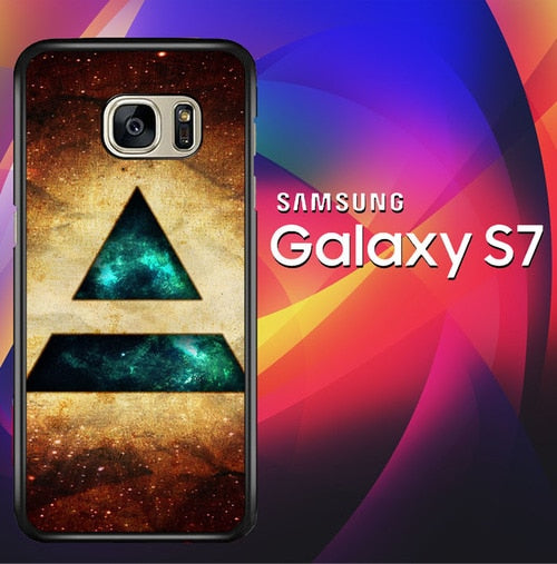 30 Second To Mars X5613 coque Samsung Galaxy S7