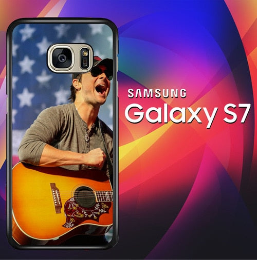 Eric Church X5611 coque Samsung Galaxy S7