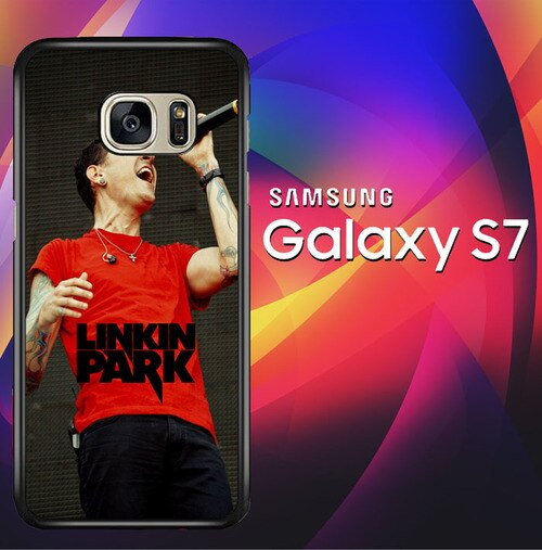 chester bennington X5882 coque Samsung Galaxy S7